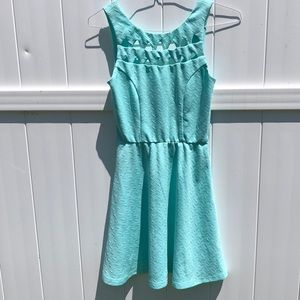 Maurices Light Blue Dress, size Small